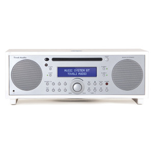 Music System BT (Piano White/Silver)